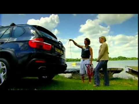132 Fifth Gear - BMW X5 Wakeboarder
