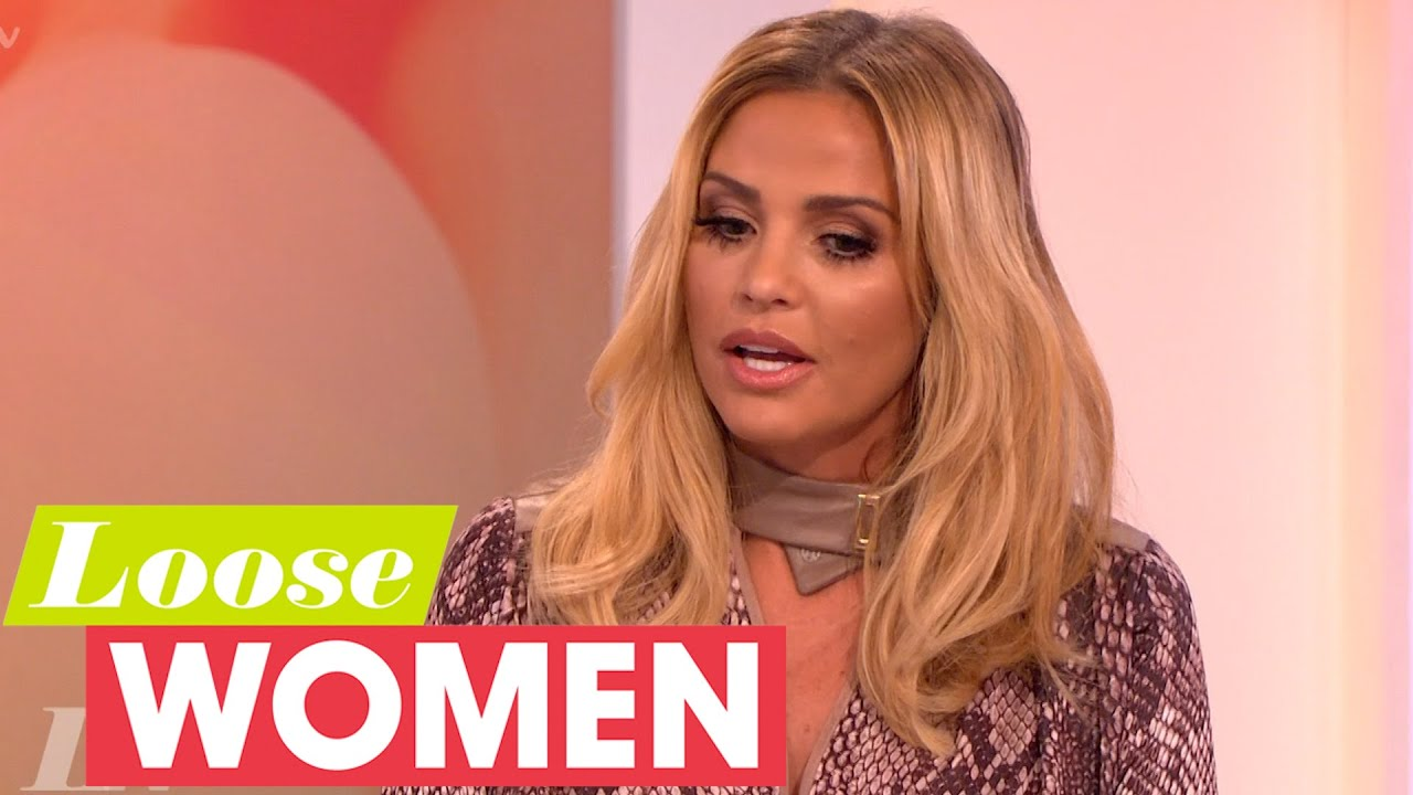 Katie Price Wouldn T Be Surprised If Alex Reid Is Loose Women You