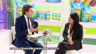 Ekosolfarm / Growtech Fuarı 2017 - Antalya - Çiftçi TV