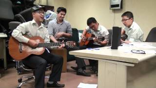 (Tập) Beautiful sunday- VCB Band Pratical Session