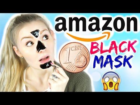 1 CENT AMAZON BLACK MASK gegen MITESSER im LIVE TEST !?!