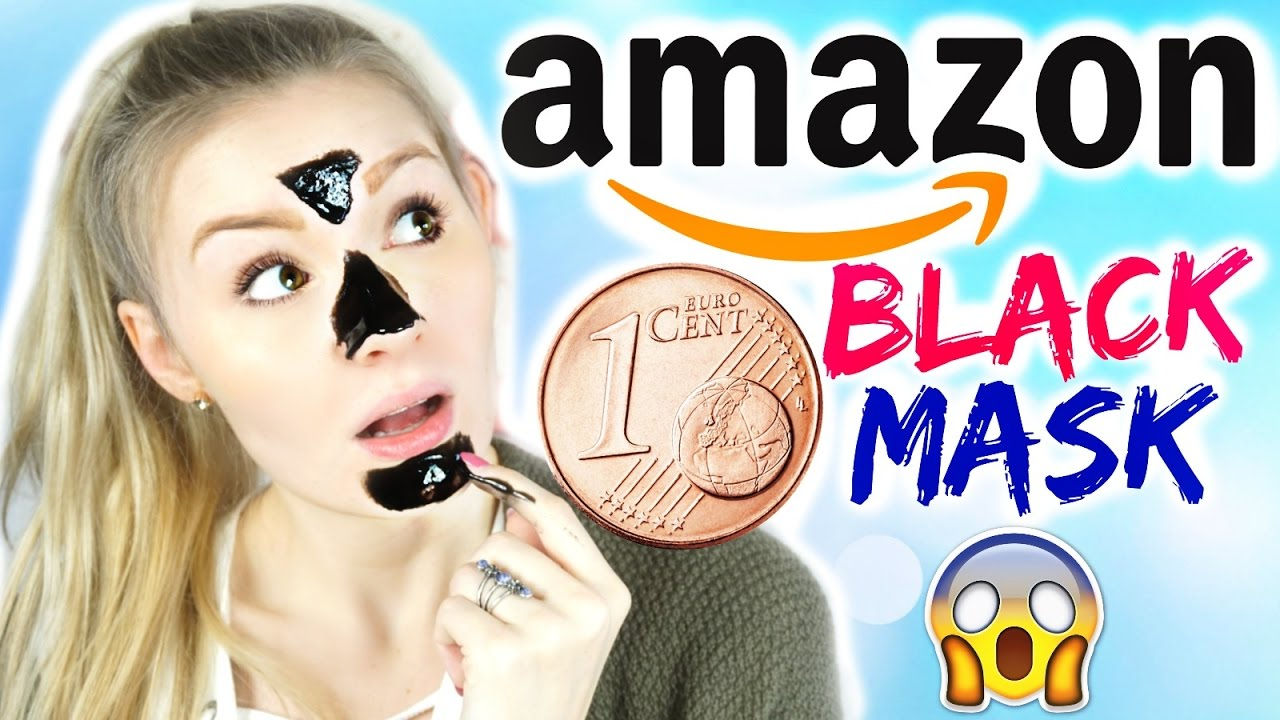 1 cent amazon black mask gegen mitesser im live test. Black Bedroom Furniture Sets. Home Design Ideas