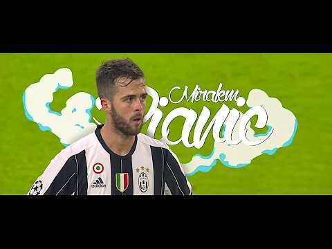 Miralem Pjanić 16/17 • AMAZING Free kicks & Assists