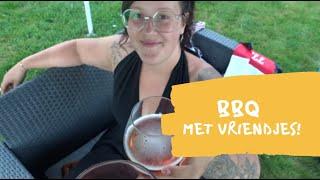 VLOG 22: BBQ-TIME MET VRIENDJES! | MOMMYTALK VLOGS
