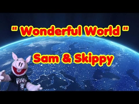 WONDERFUL WORLD - SAM COOKE COVER SONG | Sam The Ham