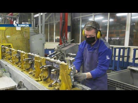 Телепрограмма «Вести КАМАЗа» от 20.04.2020 (самые свежие и актуальные новости камского автогиганта)
