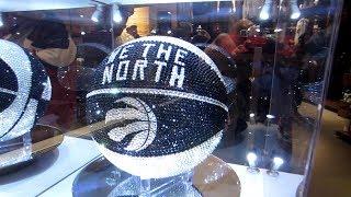 Toronto Raptors Official  Store & Scotiabank Arena 2019 NBA Finals