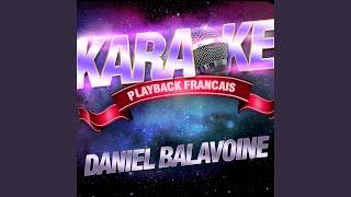 Vendeur De Larmes — Karaoké Avec Chant Témoin — Rendu Célèbre Par Daniel Balavoine