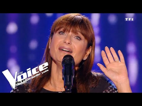 Nicole Croisille – Qui me dira | Patrizia Grillo | The Voice 2017 | Blind Audition