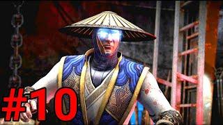 Mortal Kombat X | Modo Historia - Capitulo 10 (Raiden)