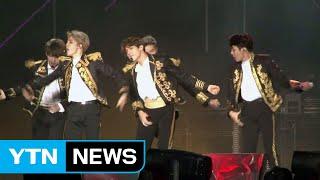 """뉴욕타임스 """"BTS 공연, 땅이 흔들릴 정도"""" / YTN"""