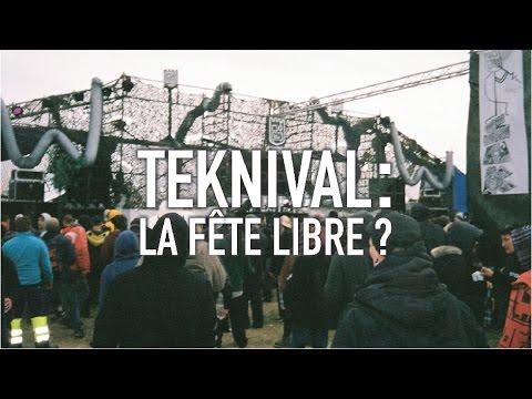 Teknival: La Fête Libre ?