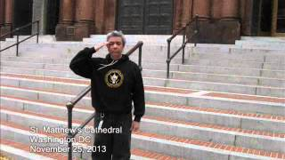 Recreating John F. Kennedy Jr.'s Famous Salute