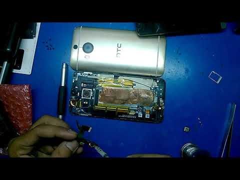 HTC M9 Plus Charging Port Replacement