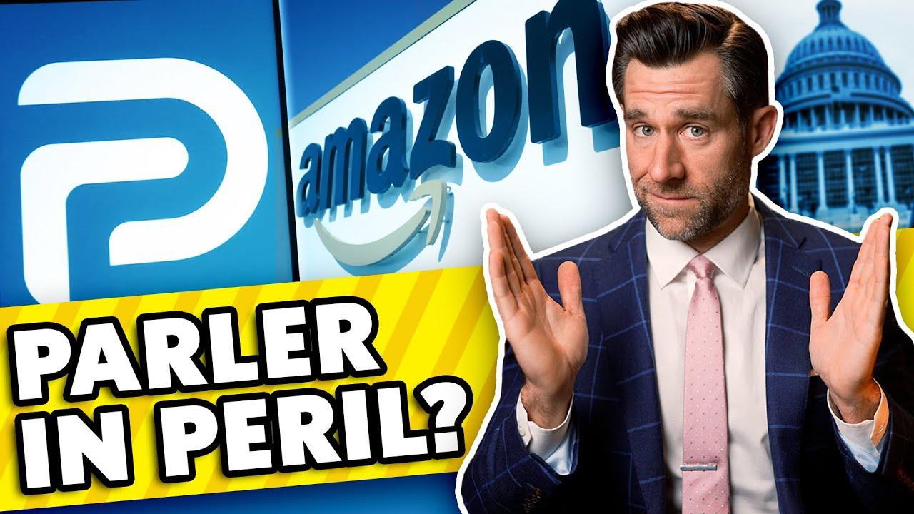 Parler v. Amazon Dies. Is Reborn!
