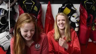 York Lions | Getting to know... Erin Locke & Tegan Duncan (women