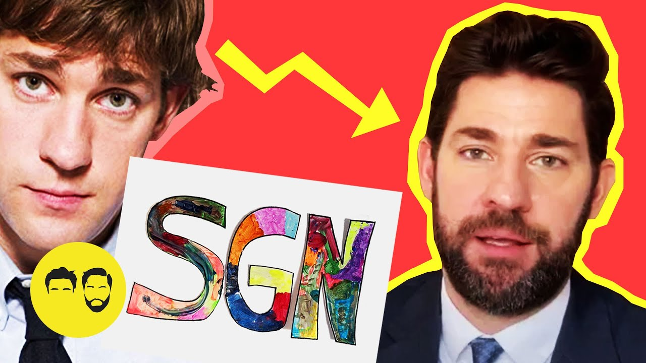 John Krasinski's Some Good News, Honest Thoughts