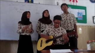 Aransemen & medley lagu daerah Ayo Mama & Rek Ayo Rek - SMAN 18 Surabaya - Stafaband