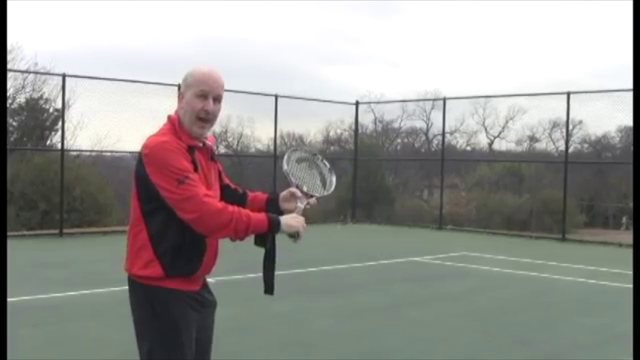How to Time your Tennis Groundstrokes for More Power