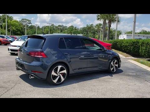 2019 Volkswagen Golf GTI Orlando, Sanford, Kissimme, Clermont, Winter Park, FL 19493