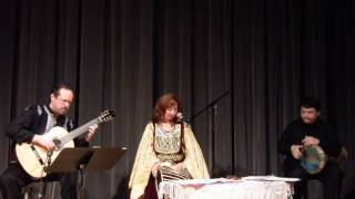 Lavava y Suspirava (Sephardic Ladino Song)