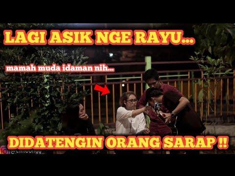 AWALNYA BETE DIA !! EH BISA DIBIKIN LULUH JUGA SI CALON MAMAH MUDA INI. Ft.Roni Nasution PART 1