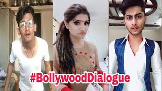Best Bollywood Dialogue Musically Compilation 2018 | Best #BollywoodDialogue Musically Comedy