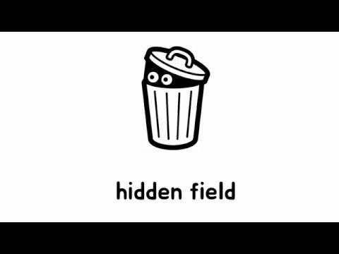 HTML - Form : Hidden
