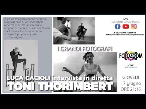 I Grandi Fotografi - Toni THORIMBERT