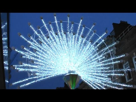 Christmas ABC London Tour Guides - Oxford Street, Regent Street & Piccadilly Circus Christmas Lights