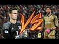 Kepa Arrizabalaga VS Gianluigi Donnarumma|| Battle between the  best young goalkeepers|| 2017 HD