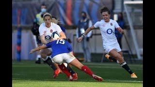 Highlights: France Women V Red Roses
