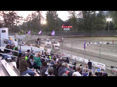 Deming Speedway WA - Micro 600R B Main (Ben Ferrara) - August 24, 2018