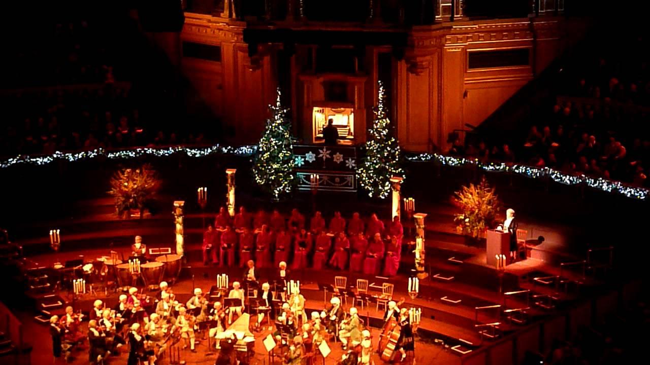 Carols by Candlelight - Royal Albert Hall 2011 - A Christmas Carol ...