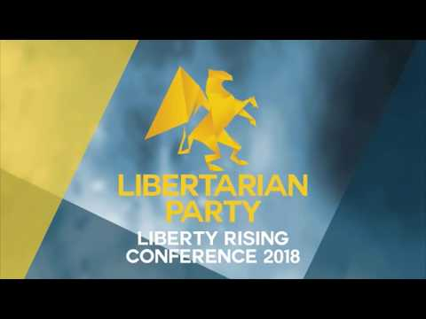 """Matt O'Connor talks about the """"War On Men"""" at the Libertarian Conference 2018"""