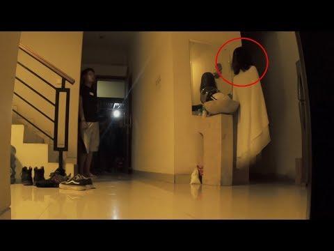 Kuntilanak di Rumah ALFFY REV ! Team udah nyerah ! #HorrorPrank