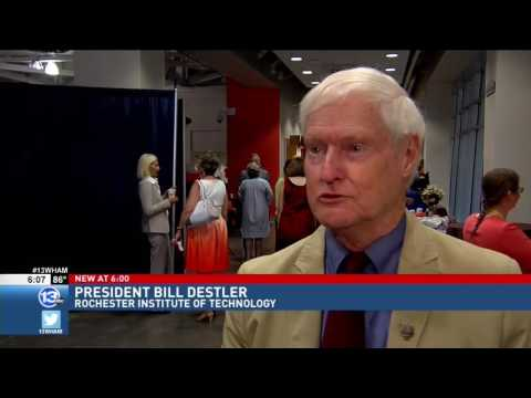 RIT on TV: President's Address