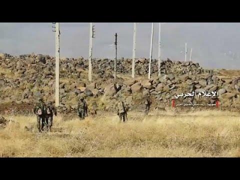 القوات السورية تسيطر على التلال الإستراتيجية  في ريف دمشق الجنوبي الغربي…  - نشر قبل 1 ساعة