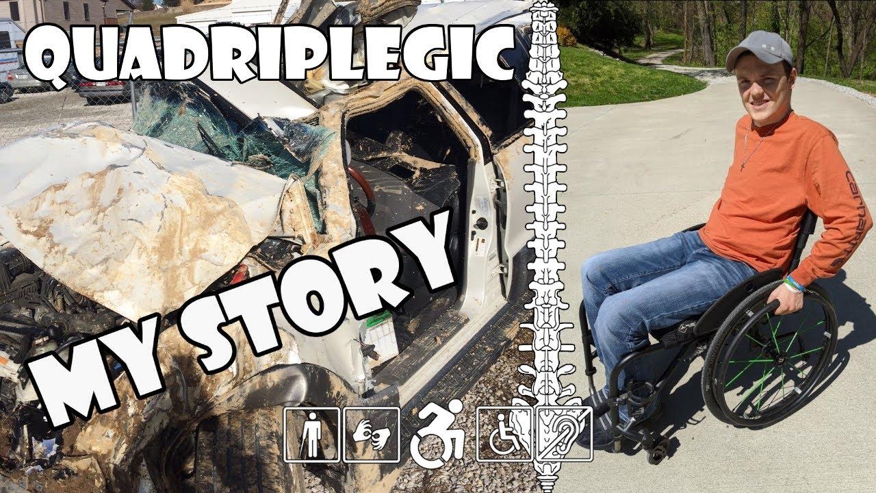 Stories quadriplegic fiction Paralyzed by