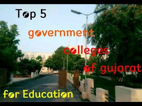 Top 10 government diploma colleges of year 2018 in gujarat.