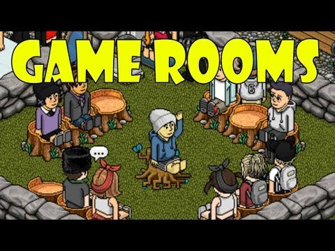 GAME ROOMS - Habbo Hotel #4