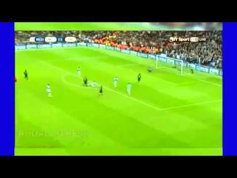 All Goal Manchester City 1 Vs 2 Juventus Champions League 2015.09.16