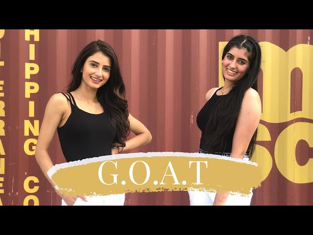 G.O.A.T. - Diljit Dosanjh | Bhangra | Sunehri Pippal Pattian