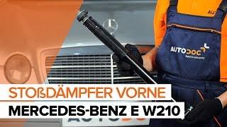 Wie MERCEDES-BENZ E-CLASS (W210) Getriebehalter austauschen - Video-Tutorial