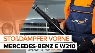 Wie MERCEDES-BENZ E-CLASS (W210) Autokühler auswechseln - Tutorial
