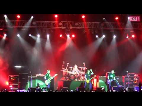 Alter Bridge Tour Jakarta 2014