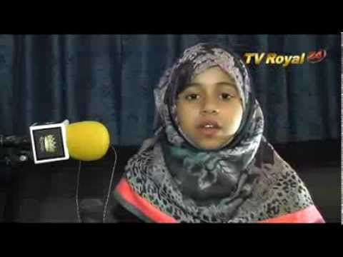 The Little Swahili Girl with a beautiful gifted voice..MashaaLLah