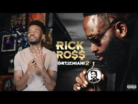 Rick Ross – PORT OF MIAMI 2 ALBUM Review