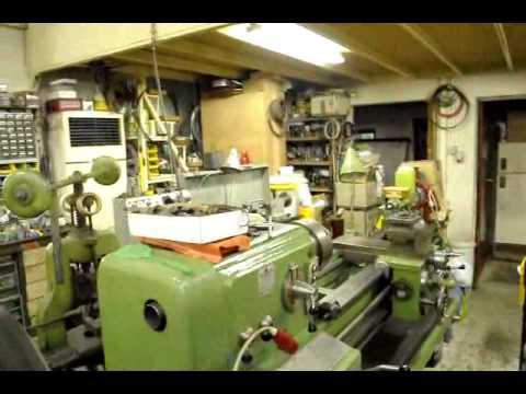 Μηχανουργείο, τόρνος, φρέζα, πρέσα - www.mirosservice.com