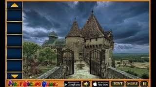 Escape game - Majestic castle - soluce